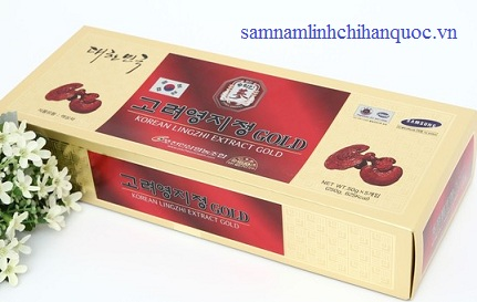 Cao linh chi gold hộp 250g